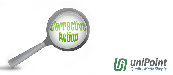 Corrective And Preventive Action Software Unipoint