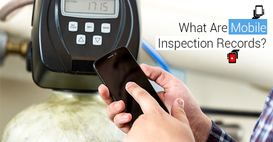 Mobile Inspection Records